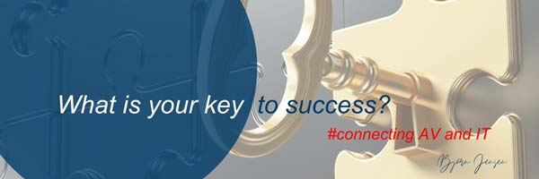 What is your key to success